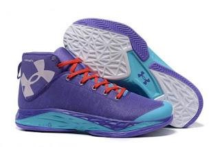 Sepatu Basket Under Armour Fireshot Purple, toko sepatu basket, jual sepatu basket, harga basket under armour, under armour fireshot , UA fireshot premium