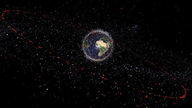 NASA: basura espacial alrededor de la Tierra se disparó en el 2016