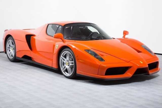 one off rosso dino orange ferrari enzo costs 3 7 million. Cars Review. Best American Auto & Cars Review
