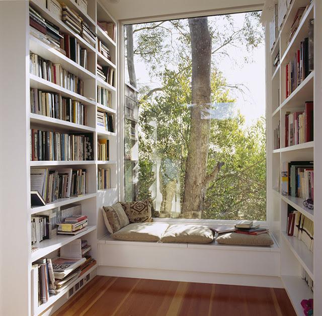 Los mejores rincones de lectura alrededor del mundo