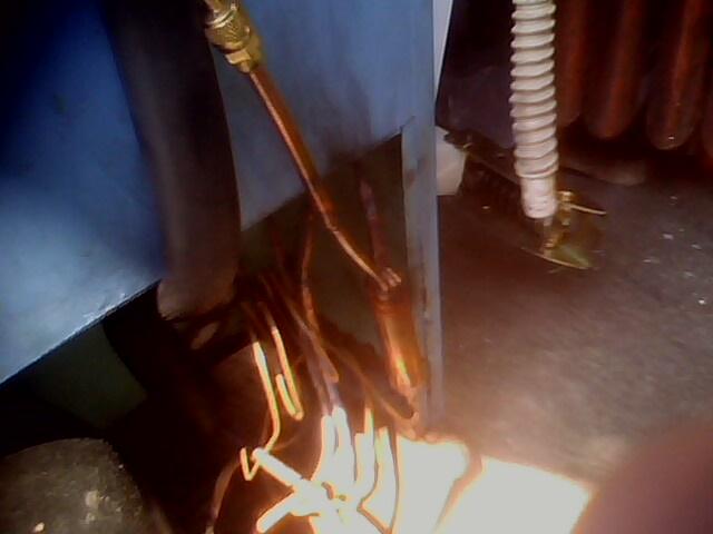 Mesin Pendingin Penyebab Dan Gejala Pipa Kapiler Kulkas Buntu