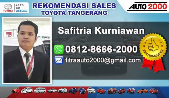 Toyota Batuceper Poris Tangerang
