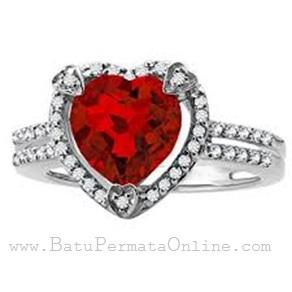 Cincin Batu Ruby buat ulang tahun