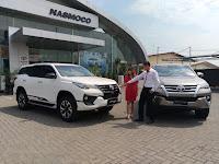 All New Fortuner, Real SUV Tangguh dengan Kenyamanan Maksimal