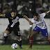 Bahia perde para o Vasco e se aproxima da zona de rebaixamento