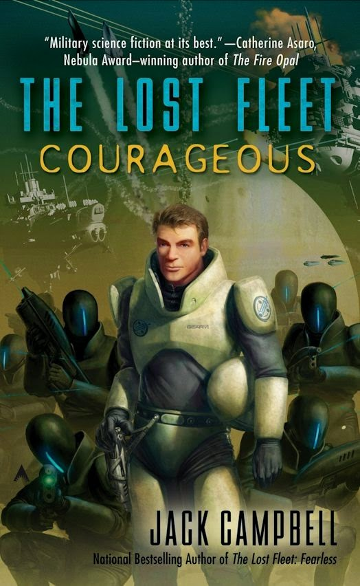 Retro Reviews: Courageous by Jack Campbell