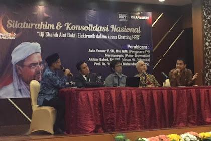 Pakar Telematika: Pelaku Penyebar Baladacintarizieq Ada di Indonesia