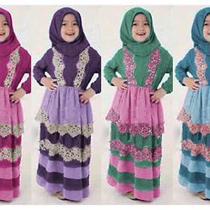 Kiat Berbelanja Baju Anak Perempuan Terbaru