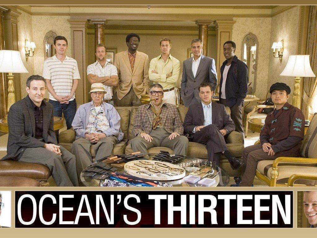 Ocean'S 13 Besetzung