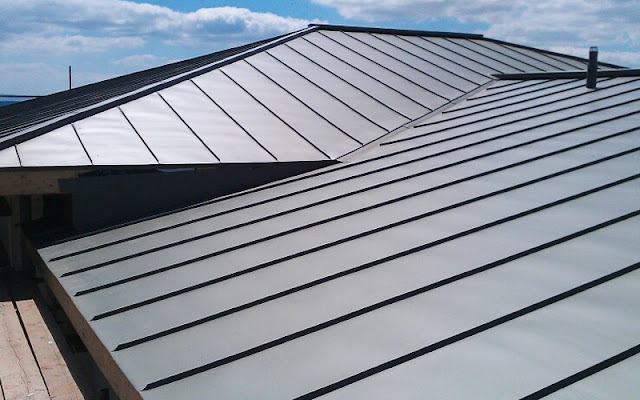 Industrial Metal Roofing Services Sydney