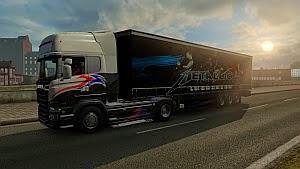 Metallica trailer mod