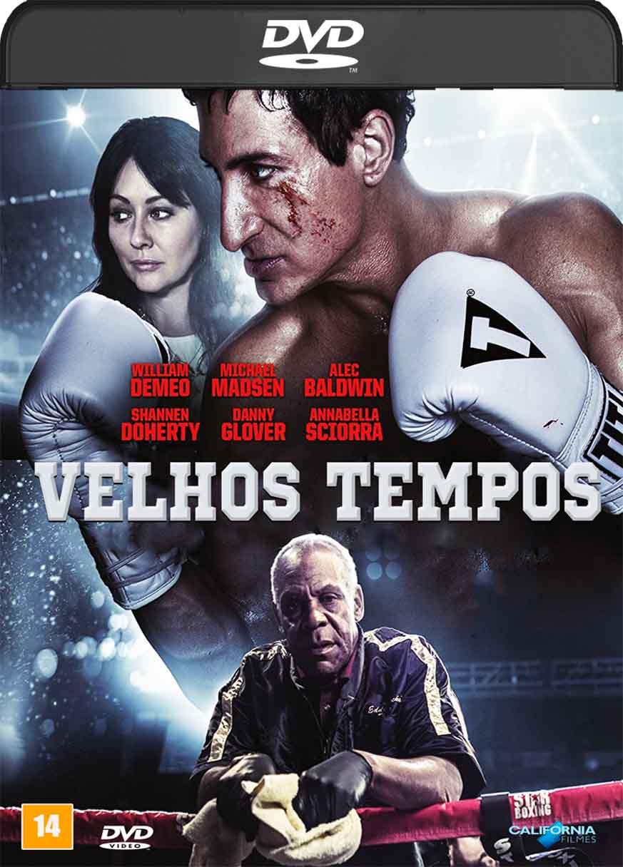 Velhos Tempos (2016) DVD-R Oficial Dual Audio