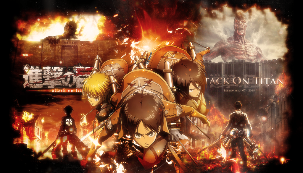 Descargar Shingeki no Kyojin (Attack of Titan) (Castellano) 25/25 [BDRip] [720p – 1080p] [Mega]