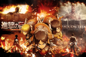 Shingeki no Kyojin (Attack of Titan) (Castellano) 25/25 [BDRip] [720p – 1080p] [Mega]