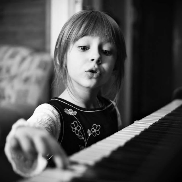 Beginilah Proses Terjadinya Suara Pada Piano