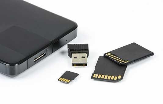 Unità di memoria USB