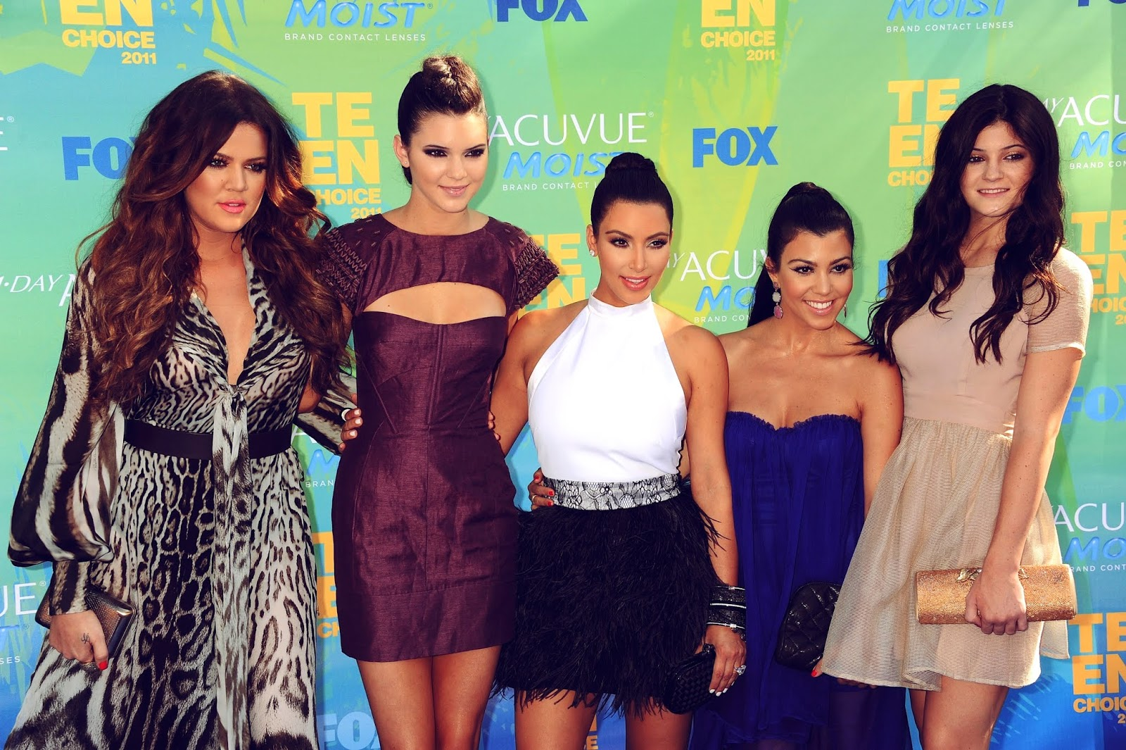 46 - Teen Choice Awards in August 11, 2011