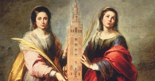 Santa Justa and Rufina