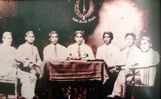 Para Pendiri Jong Java