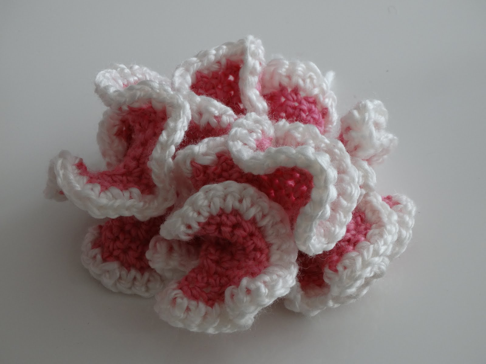 Crocheted Hyperbolic Geometry
