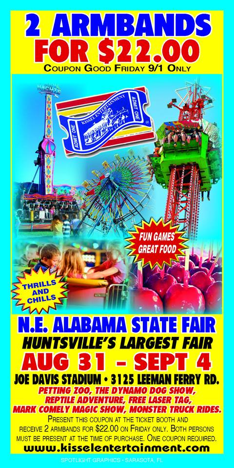 Greater Gulf Fair - 02 | Sweet home alabama, Mobile ...  |Alabama Fair Rides