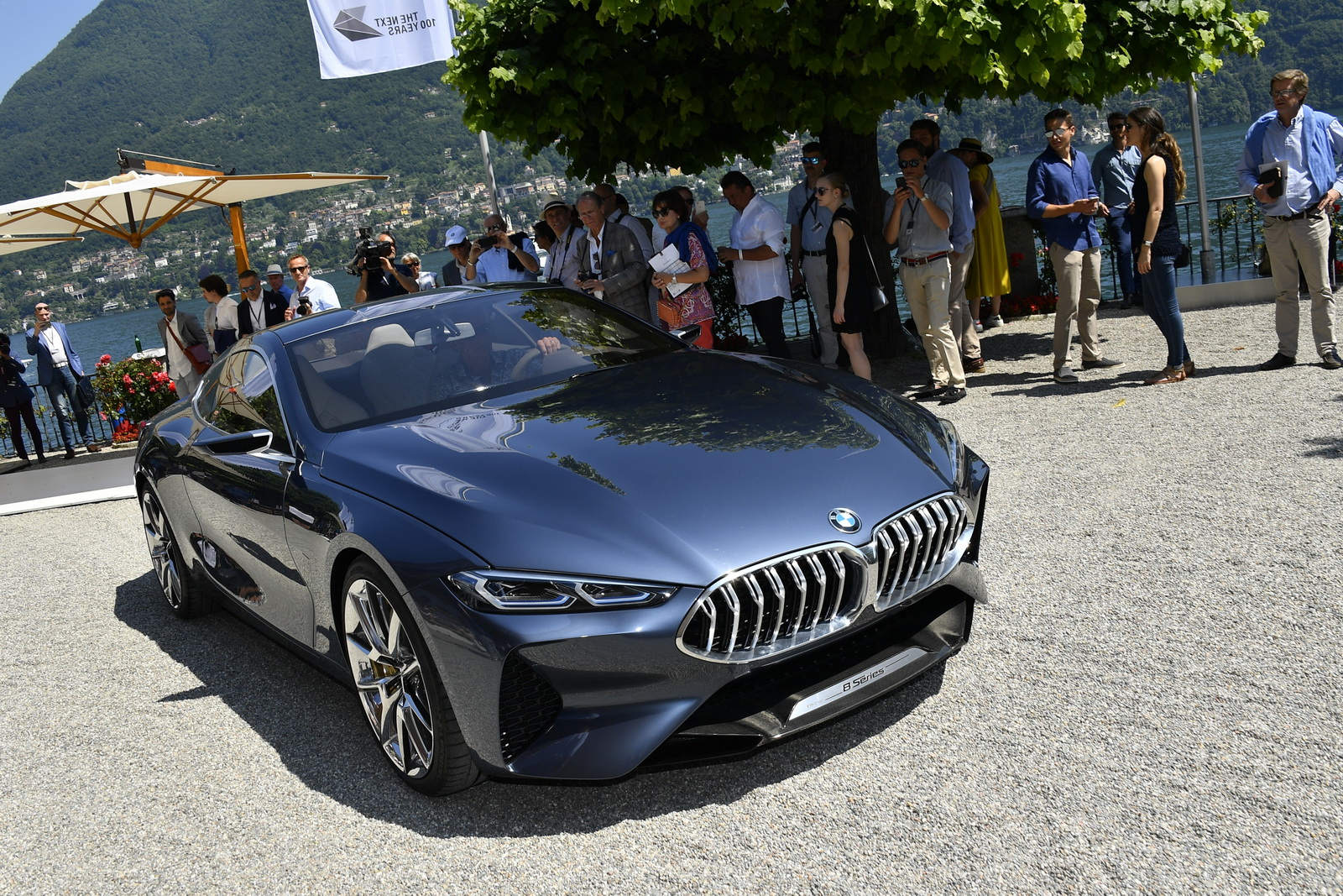 Bmw 8 Series Concept Looks Even Better Under The Italian
