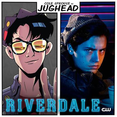 Riverdale Jughead Cole