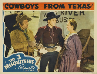 Carole Landis Cowboys From Texas