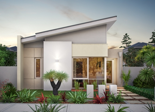 Minimalist House Design Plan for Small Families | Home ...