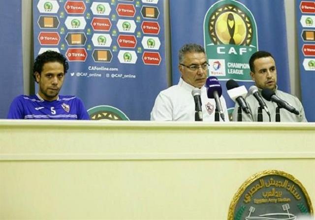 في أول  مؤتمر صحفي له إيناسيو ينفعل من بعض الأسئلة و يؤكد مباراة كابس يونايتد صعبه ونسعي لإسعاد الجماهير