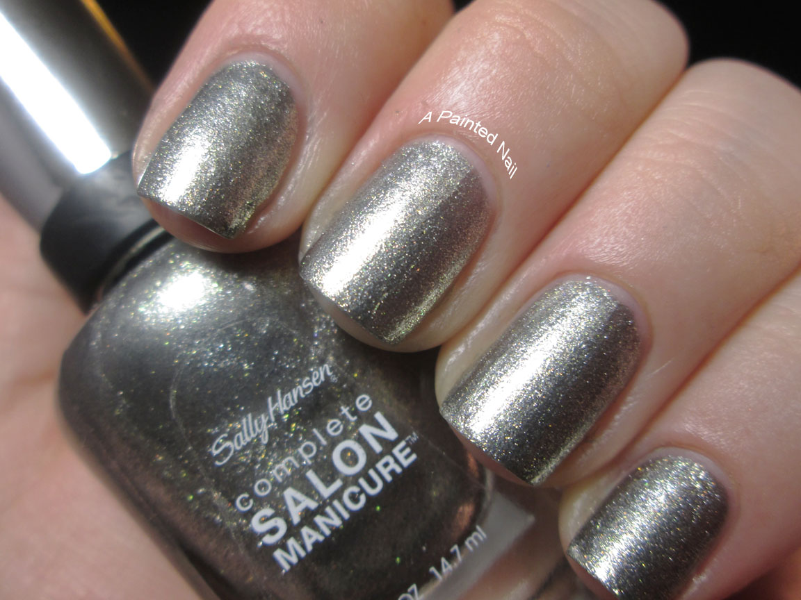 a painted nail new sally hansen complete salon manicure. Black Bedroom Furniture Sets. Home Design Ideas