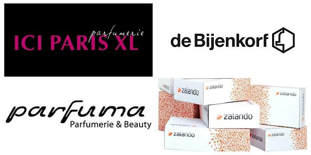 winactie € 50 shoptegoed ici paris xl de bijenkorf parfuma zalando tagcity