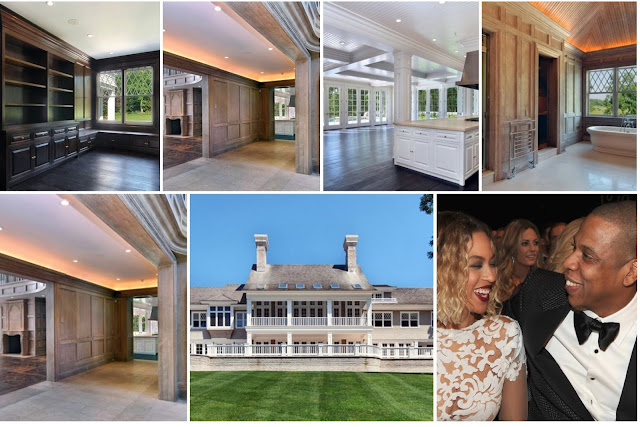 Beyonce And Jay Z New House .. 10 Photos Of A Wonderful Masterpiece