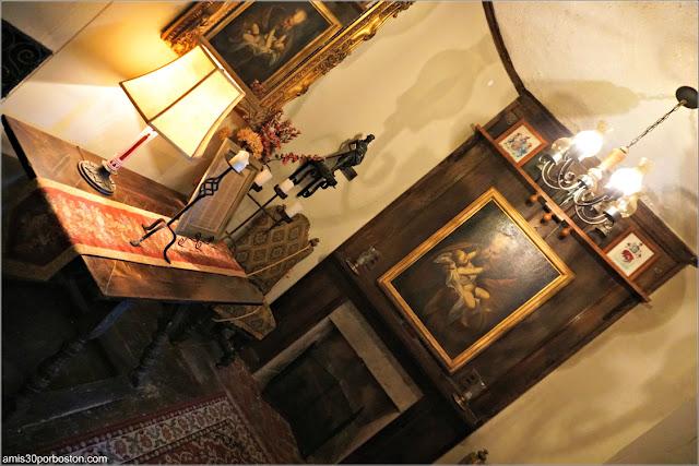 Recibidor del Castillo Hammond, Gloucester