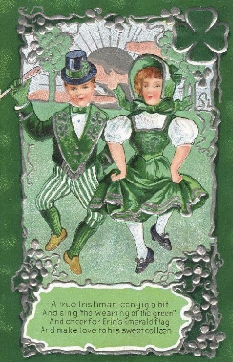 st patrick's day card 2014