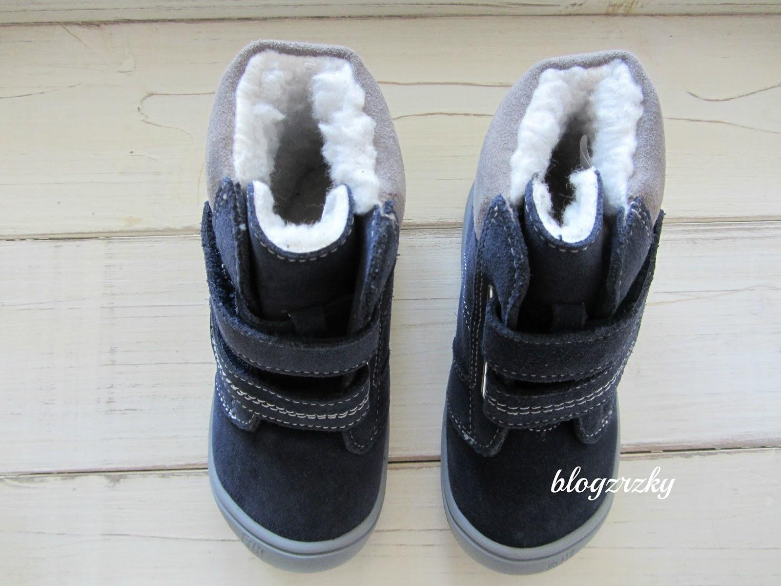 Dokonalé zimní barefoot boty pro normální nohu Filii - Blogerky.cz c167fe81da