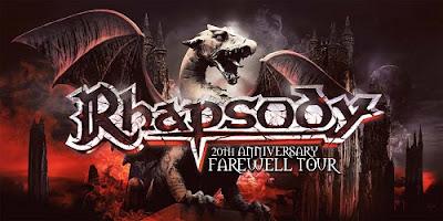 RHAPSODY EN CONCIERTO - FAREWELL TOUR