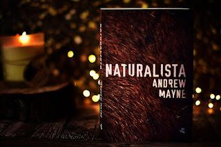 "Andrew Mayne - ""Naturalista"""