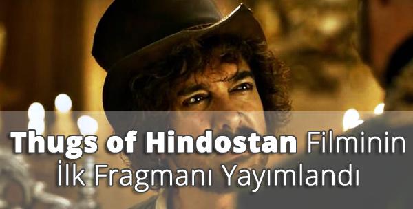 Thugs of Hindostan Fragman İzle