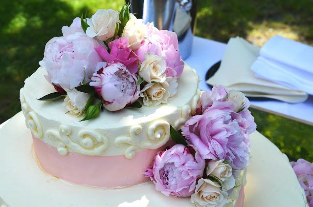 Hohe Torte