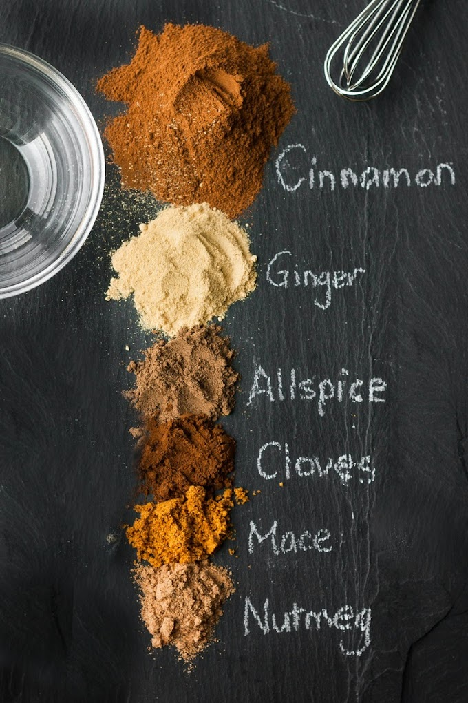 Pumpkin Pie Spice Mix Recipe!!!