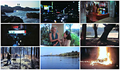 Various outdoor locations in Percival Rubens' THE DEMON (1981)