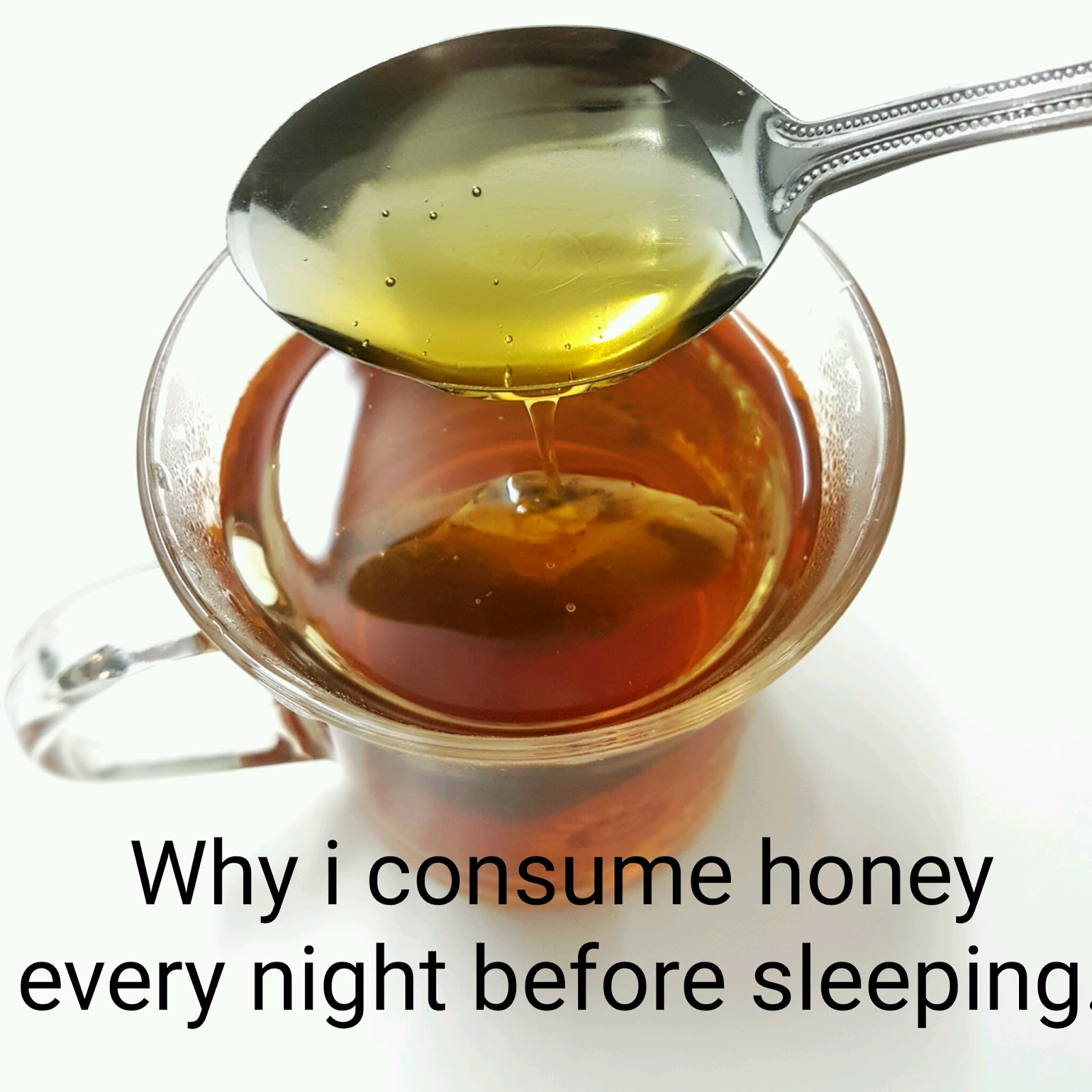 honey before bed time? - a naturelle craving