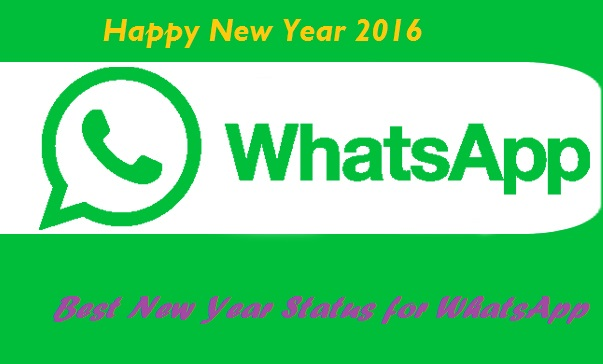 new year whatsapp status in english, best new year facebook status