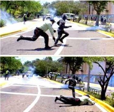 Fotos protestas en Maracaibo - diario Versión Final del Zulia