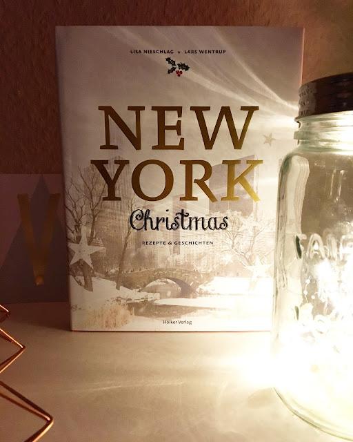 New York Christmas - Kochbuch und mehr