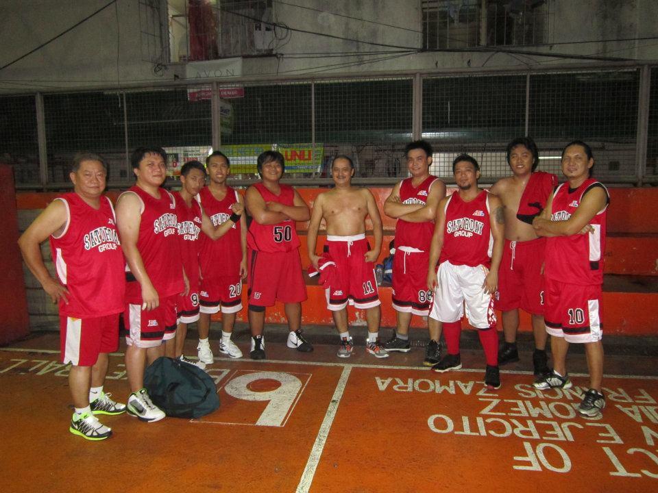 Basketball Group 75