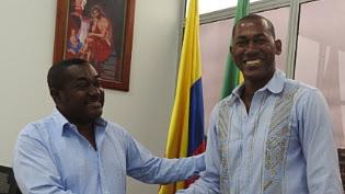 Se posesionó el nuevo alcalde encargado de Juradó