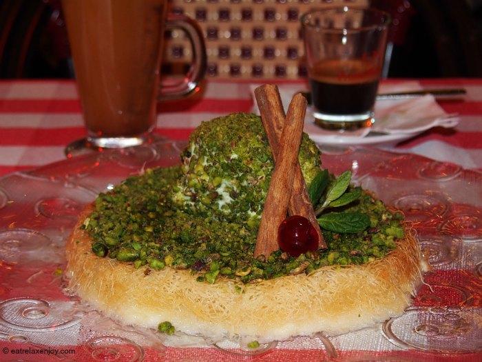 מסעדת שטרודל במושבה הגרמנית – מטבח ערבי עדכני