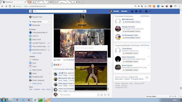 Cara Komentar Menggunakan Gambar Bergerak GIF di Facebook Tutorial Komentar Menggunakan Gambar Bergerak GIF di Facebook